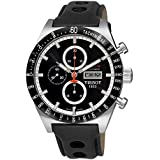 Tissot Men's T0446142605100 T-Sport PRS516 Automatic Black Day Date Dial Watch