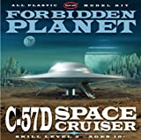 Polar Lights Forbidden Planet C-57D Starcruiser Model Kit