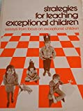img - for Strategies for Teaching Exceptional Children Essays from Focus on Exceptional Children book / textbook / text book
