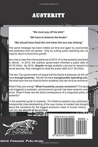 Austerity: Will Kill The Economy