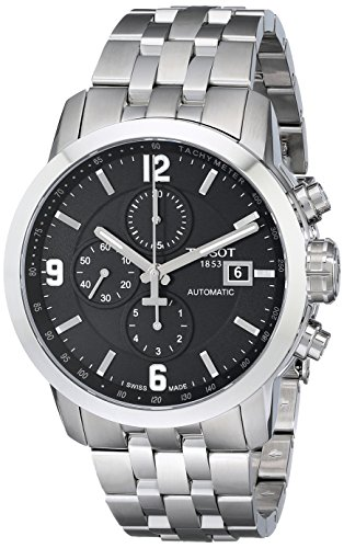 tissot-mens-t0554271105700-prc-200-stainless-steel-automatic-watch
