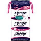 Always Silk Collection Normal with Wings (Pack of 2) (Total 72 Pads)