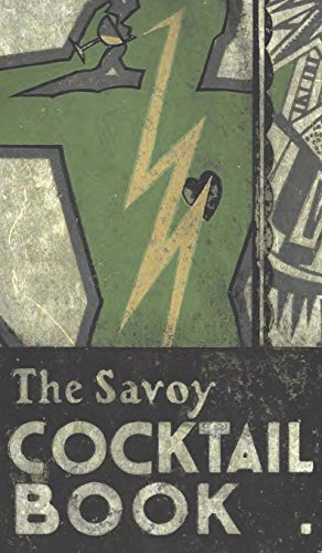 The Savoy Cocktail Book [Craddock, Harry] (Tapa Dura)