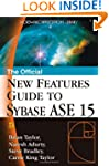 Official New Features Guide to Sybase...