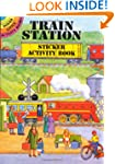 Train Station Sticker Activity Book (...