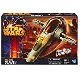 Boba Fett's Slave I Star Wars Episode V Saga Legends Vehicle