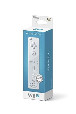 Nintendo Wii y Wii U Remoto  Plus - Blanco