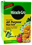 Scotts Company 1001122 Miracle Gro All Purpose Plant Food, 1.5-Pound