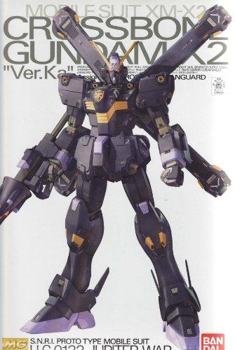 MG 1/100 XM-X2 クロスボーンガンダムX-2 Ver.Ka (機動戦士クロスボーン・ガンダム) [おもちゃ&ホビー]