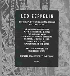Led Zeppelin : The Complete Studio Recordings