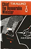 img - for Chief the Honourable Minister (African Writers Series, 70) by T. M. Aluko (1970-06-01) book / textbook / text book