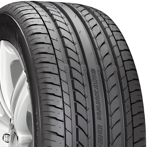 Nankang Noble Sport NS-20 All Season Radial Tire - 255/35R18 94H (255 35 18 All Season compare prices)