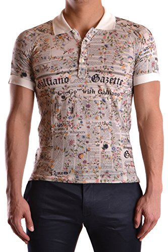 john-galliano-herren-mcbi166010o-multicolour-baumwolle-t-shirt