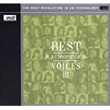 Best Audiophile Voices Vol. III (XRCD Master)