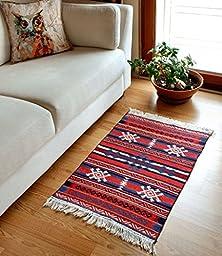 Silk&Cotton Bathroom & Kitchen Area Rug - Doorway & Hallway Floor Runner 23\