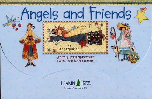 angels-and-friends-by-ellen-stouffer-20-greeting-cards-with-full-color-interiors-and-designed-envelo