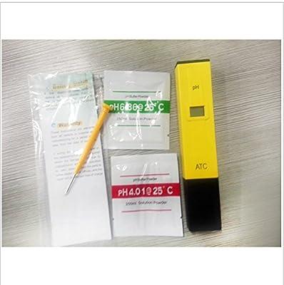 3 pcs/lot TDS & EC Meter, pH Meter, TDS meter, Conductivity Meter Tester Pen Use for Aquarium Pool, Hydroponics, Food Drink and Tester Filter Water Purity