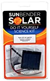 Sunbender Do-it-Yourself Solar LED Jar Light Kit  BLUE LEDs