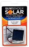 Sunbender Do-it-Yourself Solar LED Jar Light Kit  BLUE LEDs