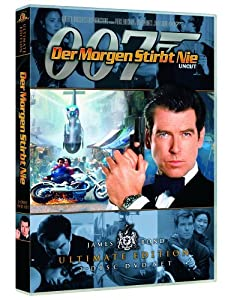 James Bond - Der Morgen stirbt nie [2 DVDs]