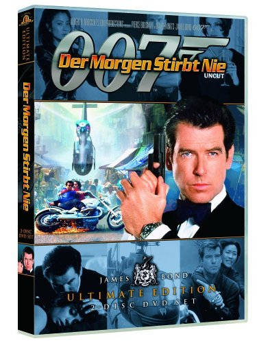 James Bond - Der Morgen stirbt nie [2 DVDs]