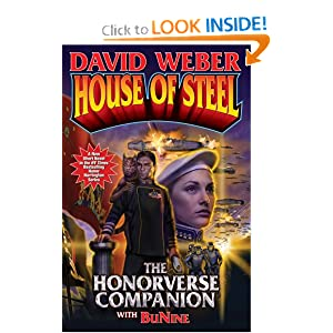House of Steel: The Honorverse Companion (Honor Harrington) by David Weber