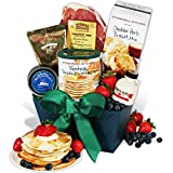 New England Breakfast Gift Basket Standard