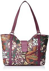 Alessia74 Women's Handbag (Purple) (SU006F)