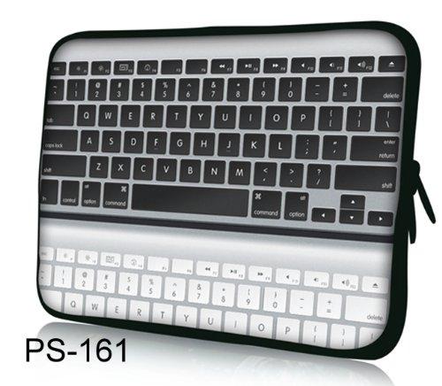 "Tastatur Neopren 16 ""17"" - 17,3 ""-17.4"" Zoll Laptop Netbook Tasche für Apple MacBook pro 17 / HP Pavilion DV7 E17 Elitebook Envy / DELL INSPIRON 17 17R / Studio XPS Alienware M17 x, Toshiba Satellite / Acer / lenovo / Samsung / Asus Sony PC Cover"