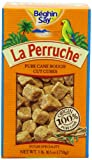 La Perruche Pure Cane Rough Cut Cubes, 750-Grams Package
