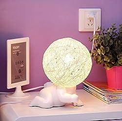 GeekGoodies Baby Boy / Girl Pose Cute Light Room Lamp Decor (B)