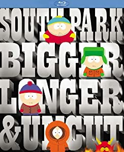 South Park: Bigger, Longer & Uncut [Blu-ray] (Bilingual)
