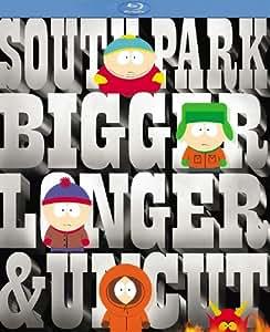 South Park: Bigger, Longer & Uncut [Blu-ray] (Bilingual)