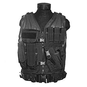Gilet tactique commando USMC tactical assault - Airsoft - Paintball - Outdoor
