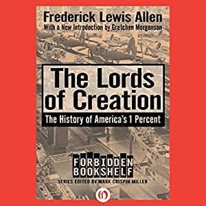 The Lords of Creation Hörbuch