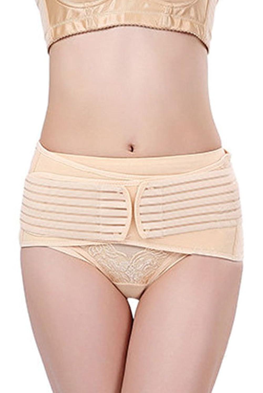 Cfanny Damen Hohe Taille Horizontale Streifen Figurformend kaufen