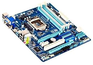 Gigabyte Intel Z77 LGA1155 AMD CrossFireX HDMI/DVI Dual UEFI BIOS mATX Motherboard GA-Z77M-D3H