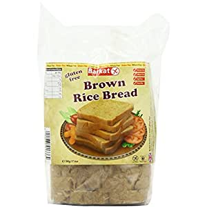 Amazon.com: Barkat - Brown Rice Sliced Bread | 500g