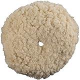 "Meguiar's WRWC8 8"" Soft Buff Rotary Wool Cutting Pad"