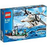 LEGO City Coast Guard Plane (60015)
