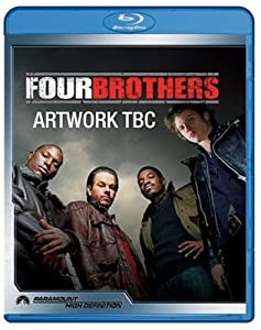 Four Brothers Blu-ray by Paramount