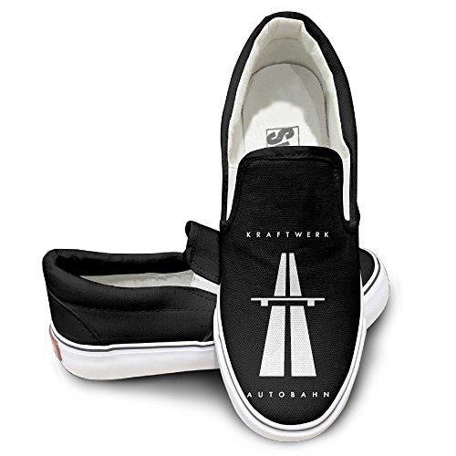 HYRONE Kraftwerk Logo Autobahn Design Sport Shoes Dancing Black Size 38 (Dragon De Fisher Price compare prices)