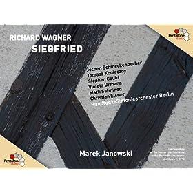 Siegfried: Act III Scene 3: Das ist kein Mann! (Siegfried)