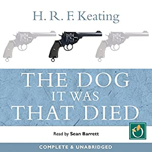 The Dog It Was That Died Audiobook