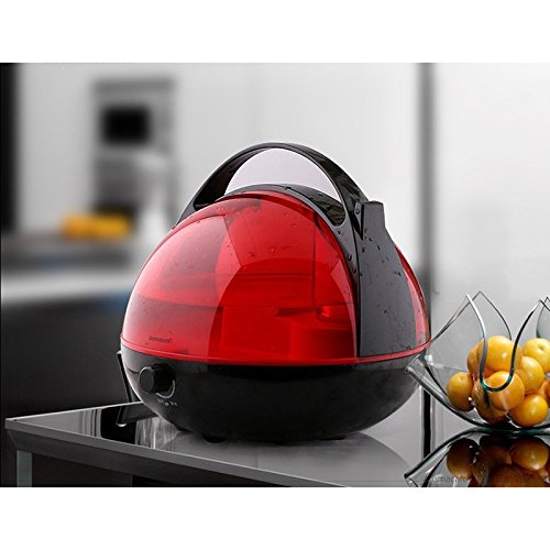 Canary Products HZ117 4.1-liter Red Humidifier , Make Your Home Comfortable.