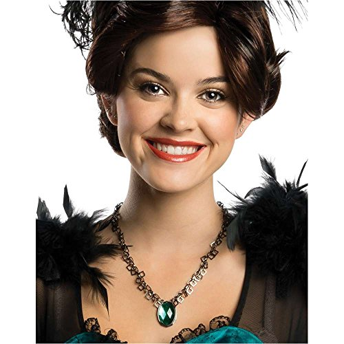 Evanora the Wicked Witch Necklace - One Size