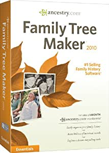 Family Tree Maker 2010 Essentials