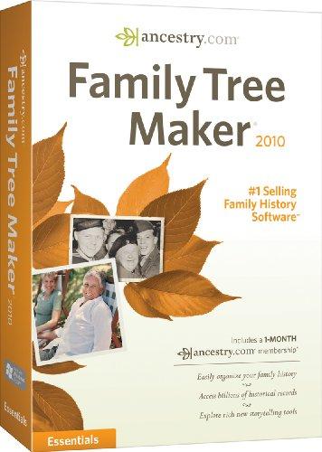 Family Tree Maker 2010 Essentials