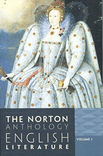 The Norton Anthology of English Literature (Ninth Edition)  (Vol. 1) (Norton British Literature compare prices)