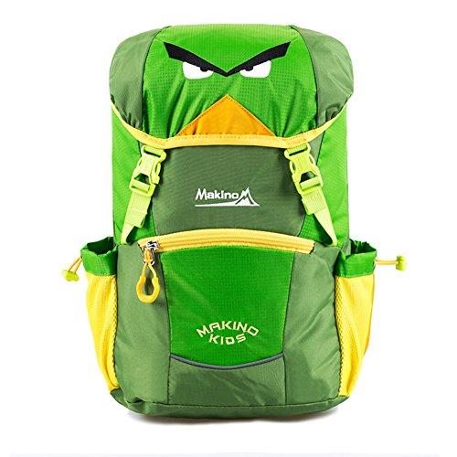 sacs / sac d'épaule de l'école l'épaule multifonctionnels enfants extérieure pèse soins spinale-vert 35L
